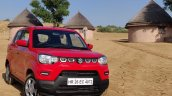 Maruti S Presso Review Images Front Three Quarters