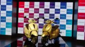 Bajaj Chetak Electric Scooter Unveiled Front