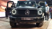 Mercedes Benz G 350 D Front Face
