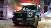 Mercedes Benz G 350 D Front Look