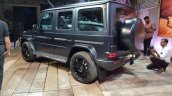 Mercedes Benz G 350 D Rear Quarter