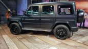 Mercedes Benz G 350 D Side Angle