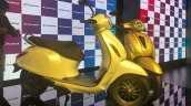 1o5nuvq Bajaj Chetak Electric Scooter Unveiled Del