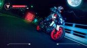 2020 Yamaha Mt 125 Front Three Quarter Motion