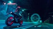 2020 Yamaha Mt 125 Rear Three Quarter Motion