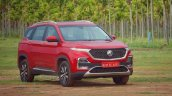 Mg Hector Review Images Front Three Quarters 8 313