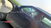2020 Hyundai Creta Spied With Kia Seltos India Tes