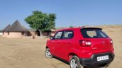 Maruti S Presso Review Images Rear Three Quarters