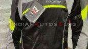 Tvs Riding Gear Jacket Green