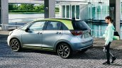 2020 Honda Jazz Ness Rear Three Quarters