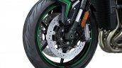 2020 Kawasaki Z H2 Detail Shots Front Disc Brakes