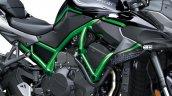 2020 Kawasaki Z H2 Detail Shots Trellis Frame