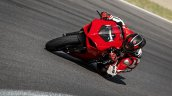 Ducati Panigale V2 Action Shots Left Front Quarter