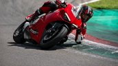 Ducati Panigale V2 Action Shots Right Front Quarte