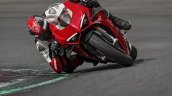 2020 Ducati Panigale V4 S Action Shots Cornering