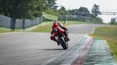 2020 Ducati Panigale V4 S Action Shots Rear