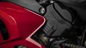 2020 Ducati Panigale V4 S Detail Shots Engine