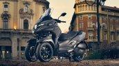 2020 Yamaha Tricity 300 Still Shots Left Front Qua