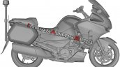 Cfmoto Cf1250g Leaked Sketches Right Side
