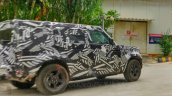 2020 Land Rover Defender Spied India 01