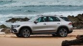2020 Mercedes Benz Gle Side View