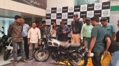 Benelli Imperiale 400 Deliveries Start