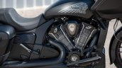 2020 Indian Challenger Dark Horse Detail Shot Engi