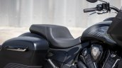 2020 Indian Challenger Dark Horse Detail Shot Seat