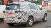 Tata Harrier Buzzard Spied Testing Automatic Petro