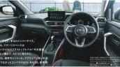 Toyota Raize Interior