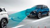 2020 Hyundai Ix25 2020 Hyundai Creta Forward Colli