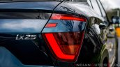 2020 Hyundai Ix25 2020 Hyundai Creta Tail Lamps Of