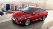 2020 Hyundai Verna Facelift Front Three Quarters D