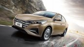 2020 Hyundai Verna Facelift Front Three Quarters L