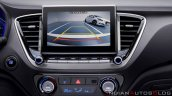 2020 Hyundai Verna Facelift Infotainment System