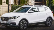 Mg Motor Electric Suv Mg Zs Ev Pics And Details 1
