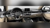 00pg83no Audi A4 Facelift Interior