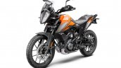 2020 Ktm 390 Adventure Orange Studio Shots Left Fr