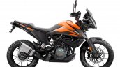 2020 Ktm 390 Adventure Orange Studio Shots Right S
