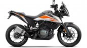 2020 Ktm 390 Adventure White Studio Shots Right Si