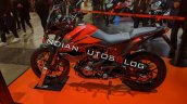 Ktm 390 Adventure Eicma 2019 Left Side