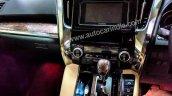 Toyota Vellfire Dashboard