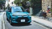 2020 Toyota Raize Front Fascia