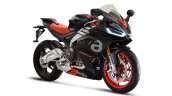 Aprilia Rs 660 Black And Red Right Front Quarter