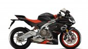 Aprilia Rs 660 Black And Red Right Side