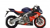 Aprilia Rs 660 Purple And Blue Right Side
