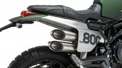 Benelli Leoncino 800 Trail Exhaust