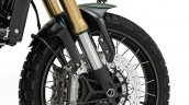 Benelli Leoncino 800 Trail Front Wheel And Suspens