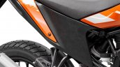 Ktm 250 Adventure Studio Shot Seat