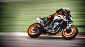 Ktm 890 Duke R Side Profile Motion